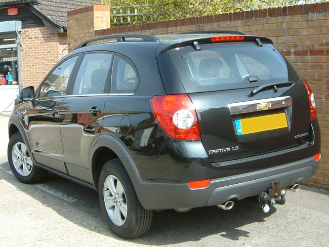 MPVs SUVs & Family Cars - Towbar Services Ltd