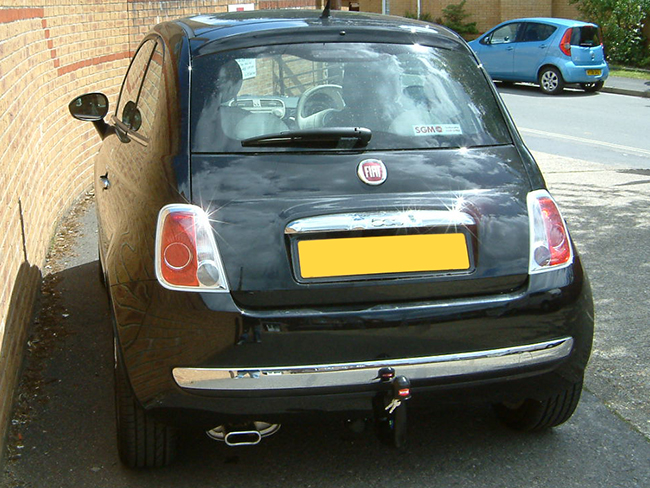 Hatchback Towbar Systems Mobile Fitting Service Fair