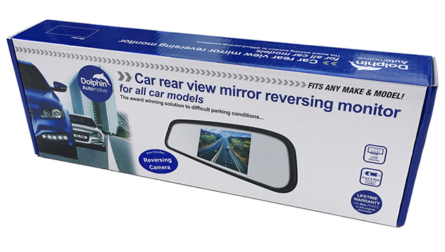 Mirror Rear View System