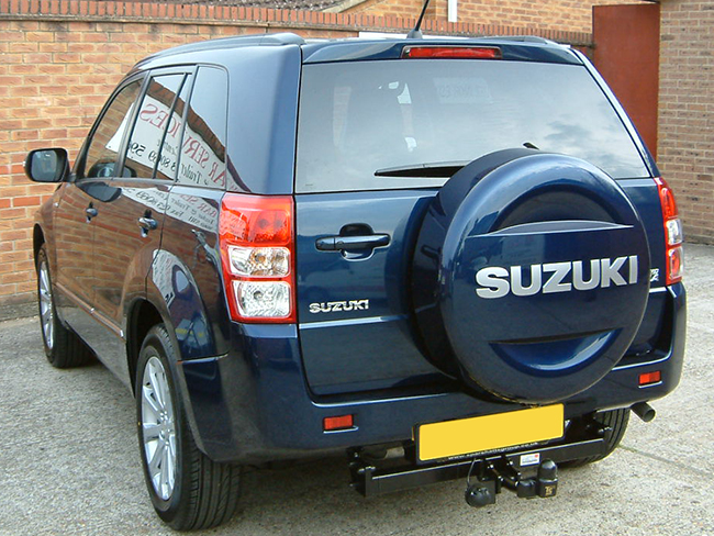 Towbars For Off Road Vehicles Detachable Towbar Systems