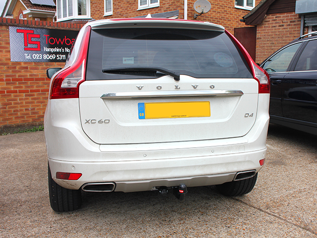Towbars for Off Road Vehicles | Detachable Towbar Systems ...
